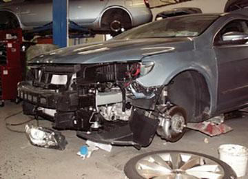 Car Body Repairs Wicklow